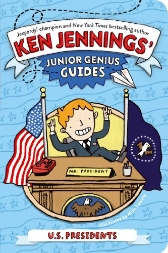 9781442498501: U.S. Presidents (Ken Jennings' Junior Genius Guides)