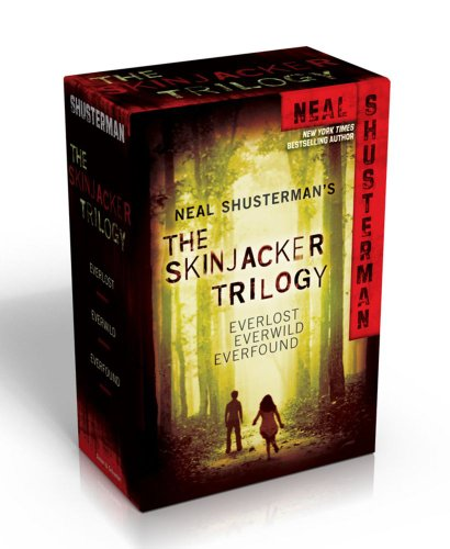 The Skinjacker Trilogy: Everlost/Everwild/Everfound (Boxed Set): Neal Shusterman