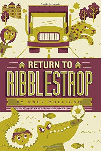Return to Ribblestrop: Mulligan, Andy