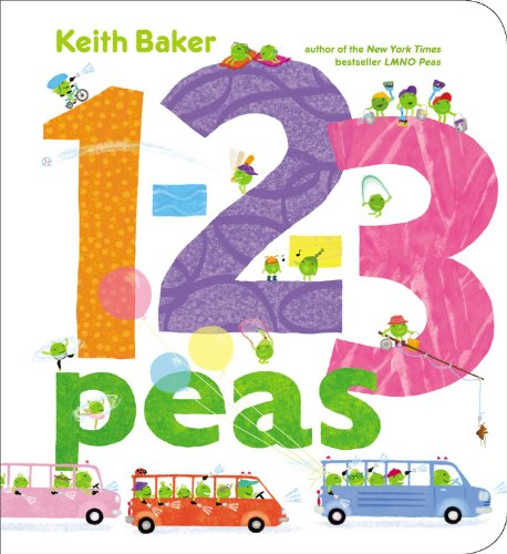9781442499287: 1-2-3 Peas (The Peas Series)