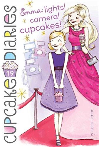 Emma: Lights! Camera! Cupcakes! (Cupcake Diaries): Simon, Coco