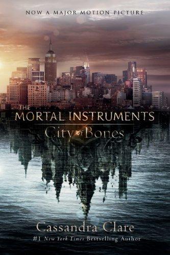 9781442499652: City of Bones: Movie Tie-in Edition