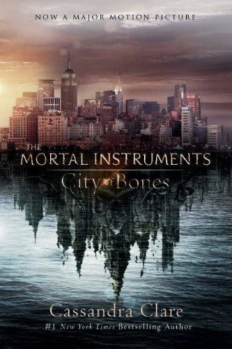 9781442499652: City of Bones: Movie Tie-in Edition (The Mortal Instruments)
