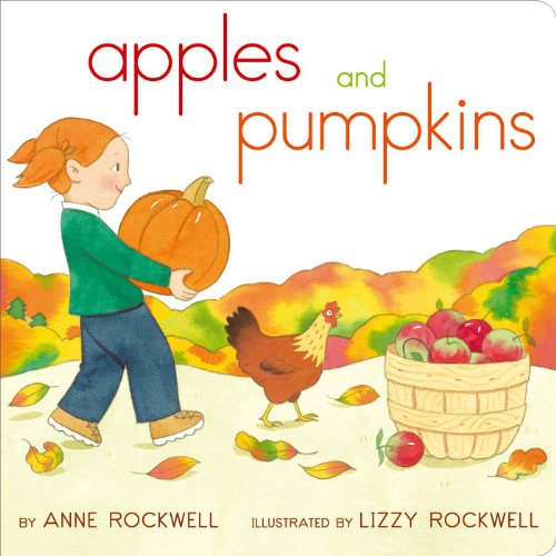 9781442499775: Apples and Pumpkins (Classic Board Books)