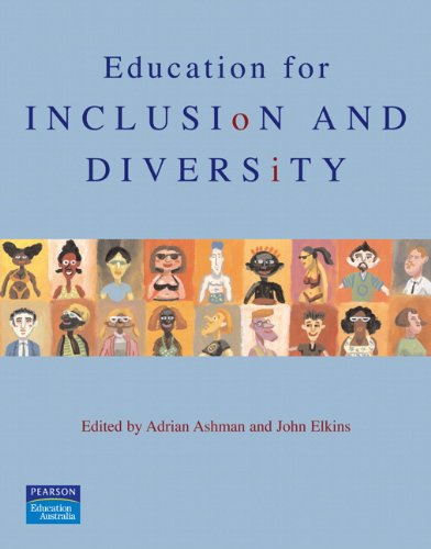 Education for Inclusion and Diversity (3rd Edition): Ashman, Adrian, Elkins,