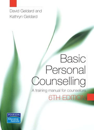 9781442502192: Basic Personal Counselling (6th Edition)