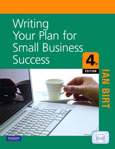9781442510715: Writing Your Plan for Small Business Success