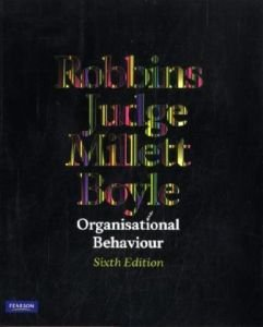 Organisational Behaviour: ROBBINS Stephen, JUDGE