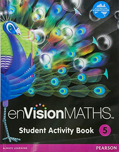enVisionMATHS 5 Student Activity Book (Paperback)