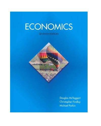Economics - EXPRESS to AUSTRALIA, NEW ZEALAND: McTaggart, Findlay, Parkin