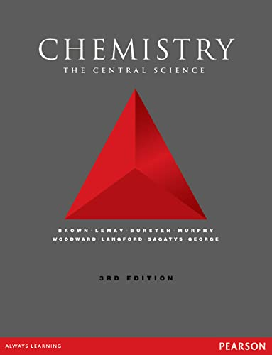 9781442554603: Chemistry:The central science