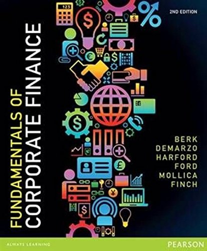 9781442564060: Fundamentals of Corporate Finance