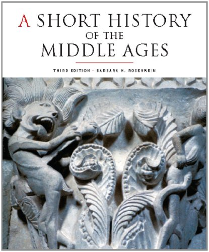 9781442601048: A Short History of the Middle Ages, Third Edition
