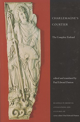 9781442601123: Charlemagne's Courtier: The Complete Einhard (Readings in Medieval Civilizations and Cultures)