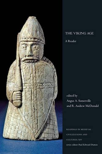 9781442601482: The Viking Age: A Reader, First Edition (Readings in Medieval Civilizations and Cultures)