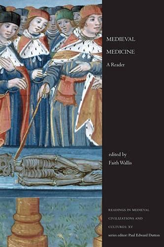 9781442601697: Medieval Medicine: A Reader (Readings in Medieval Civilizations and Cultures)