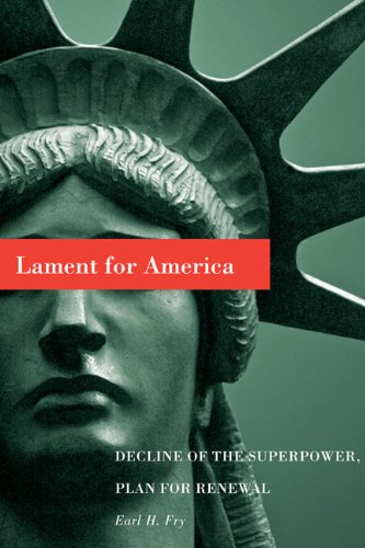 9781442601918: Lament for America: Decline of the Superpower, Plan for Renewal