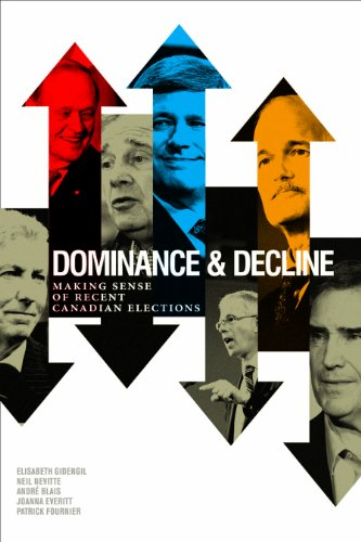 9781442603899: Dominance and Decline: Making Sense of Recent Canadian Elections