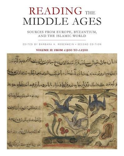 Reading the Middle Ages: 2: Rosenwein, Barbara H
