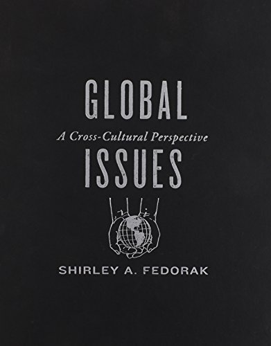 9781442607736: Global Issues: A Cross-Cultural Perspective