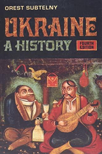 9781442609914: Ukraine: A History