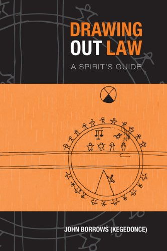 Drawing Out Law: A Spirit's Guide: Borrows, John