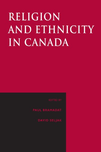 9781442610187: Religion and Ethnicity in Canada