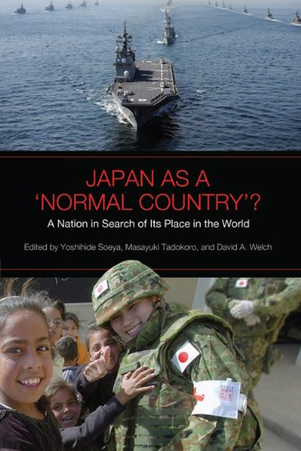 9781442611405: Japan as a 'Normal Country'?: A Nation in Search of Its Place in the World (Japan and Global Society)