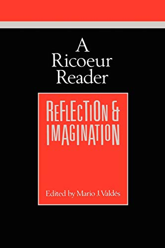 9781442613249: A Ricoeur Reader: Reflection and Imagination (Theory / Culture)