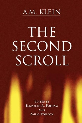 9781442614970: The Second Scroll