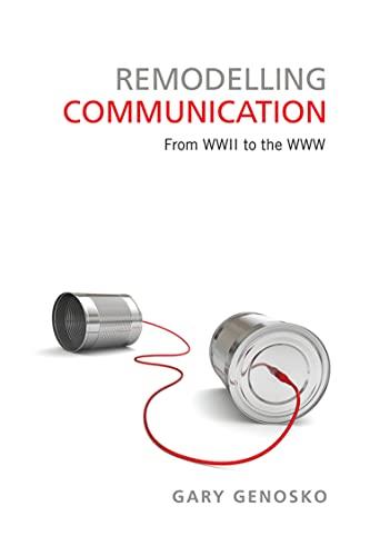 Remodelling Communication: Gary Genosko