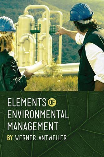 9781442626133: Elements of Environmental Management
