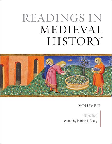 9781442634367: Readings in Medieval History, Volume II: The Later Middle Ages, Fifth Edition
