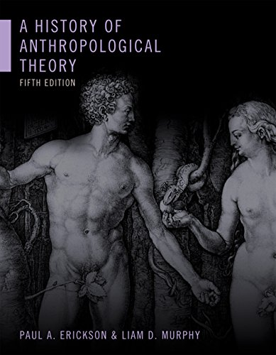 9781442636842: A History of Anthropological Theory, Fifth Edition