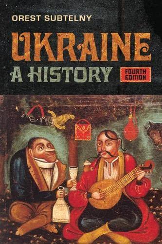 9781442640160: Ukraine: A History