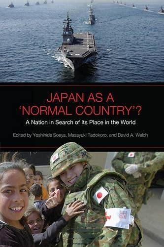 9781442642539: Japan as a 'Normal Country'?: A Nation in Search of Its Place in the World (Japan and Global Society)