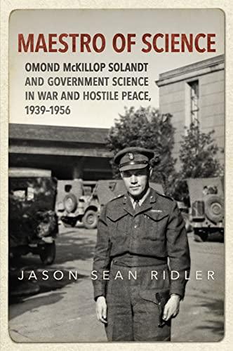 Maestro of Science: Ridler, Jason S.