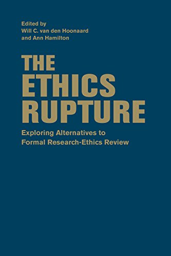 The Ethics Rupture: Exploring Alternatives to Formal Research-Ethics Review