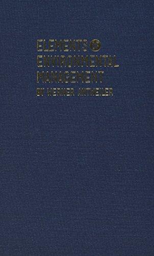 Elements of Environmental Management (Hardback): Werner Antweiler