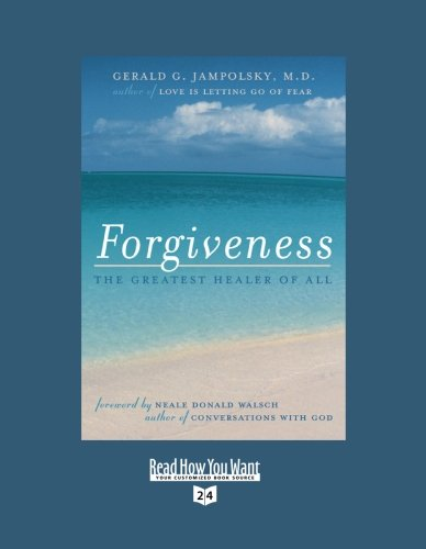 9781442950030: Forgiveness (EasyRead Super Large 24pt Edition): The Greatest Healer of All