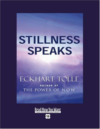 9781442950498: Stillness Speaks