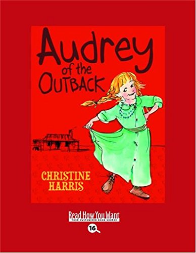 9781442951570: Audrey of the Outback