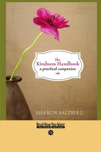 9781442951884: the Kindness Handbook (EasyRead Comfort Edition): a practical companion