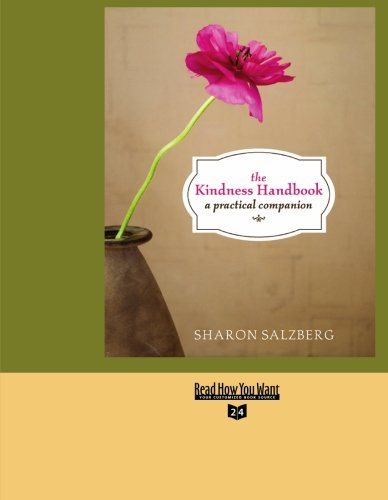 9781442951945: the Kindness Handbook (EasyRead Super Large 24pt Edition): a practical companion