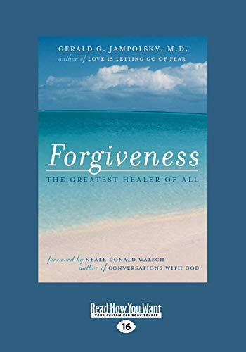 9781442954373: Forgiveness (EasyRead Large Edition)