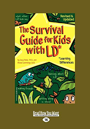 9781442954540: The Survival Guide for Kids with LD*: *Learning Differences (Easyread Large)