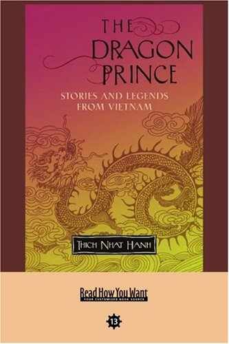 9781442957619: The Dragon Prince (EasyRead Comfort Edition): Stories and Legends From Vietnam