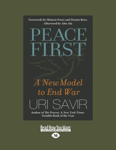 9781442960213: Peace First: A New Model to End War
