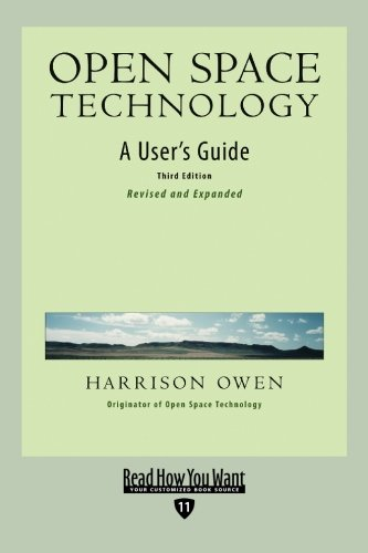 9781442966406: Open Space Technology (EasyRead Edition): A User's Guide