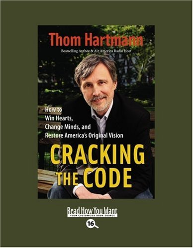 9781442966796: Cracking the Code (EasyRead Large Bold Edition): How to Win Hearts, Change Minds, and Restore America's Original Vision